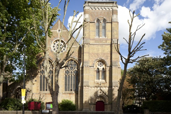 Refurbishment and repair of a church that was originally constructed in 1869.