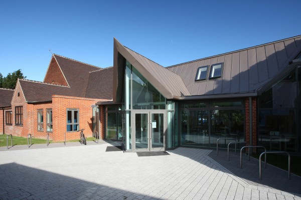 Extension and modernisation to the facilities of  this church in Essex.