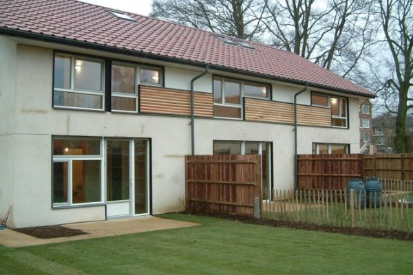 A programme of sustainable homes which are economic to live in and cost effective to build; sustainable and adaptable.