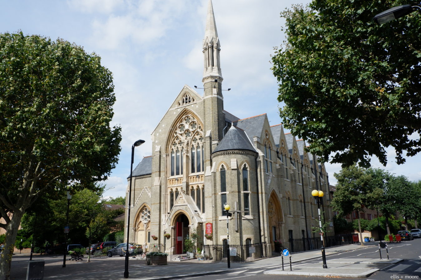 Notting Hill Methodist Church 37