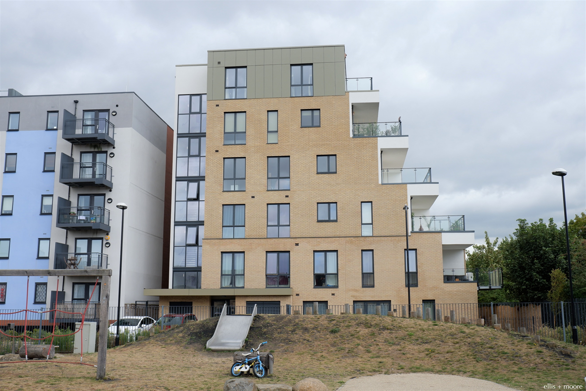 Two sites in Ealing; one providing a new apartment block comprising of 20 apartments, the other, 5 new terraced homes.